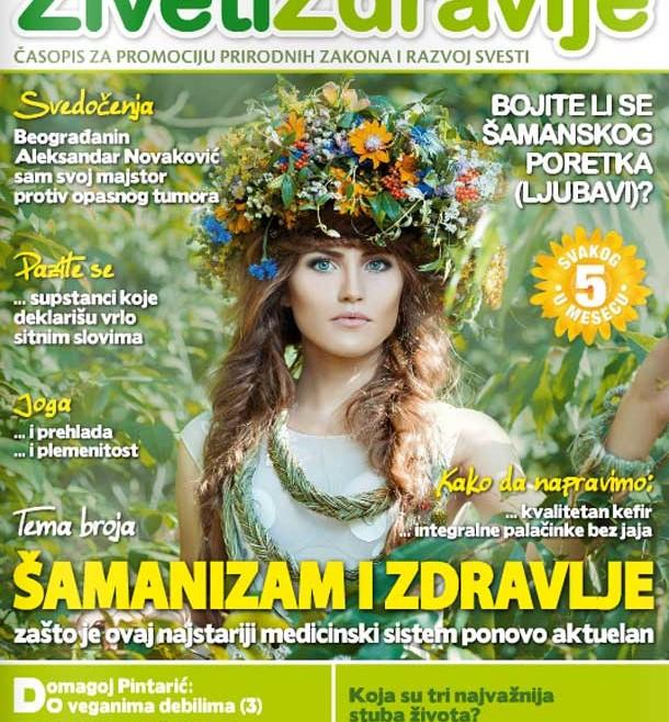 Naslovna strana Novembar 2015